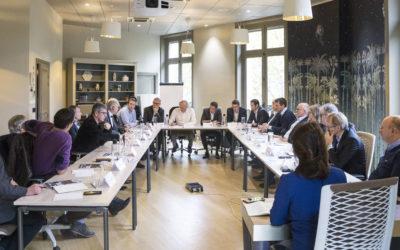 30 octobre 2019 – Table ronde Grandes Cuisines – Les bureaux d'études dans le marché de la cuisine professionnelle