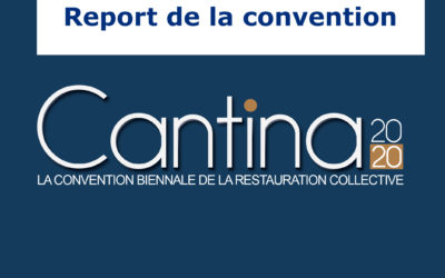 Report Convention CANTINA 2020
