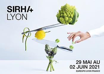 Conférence de presse SIRHA 2020-21 septembre 2020 – Palais Brongniart à Paris