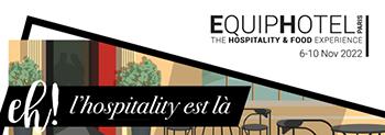 Ouverture des inscriptions pour Equiphotel 2022