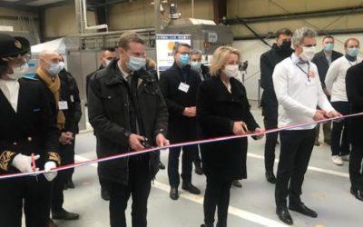 Uzaje inaugure son premier centre de lavage industriel