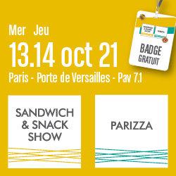 Resto France Experts partenaire de SANDWICH & SNACK SHOW