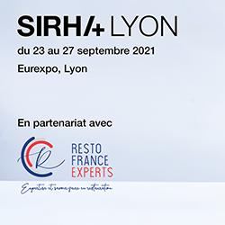 Parcours et innovations : les experts se mobilisent au SIRHA EUREXPO LYON du 23 au 27 septembre